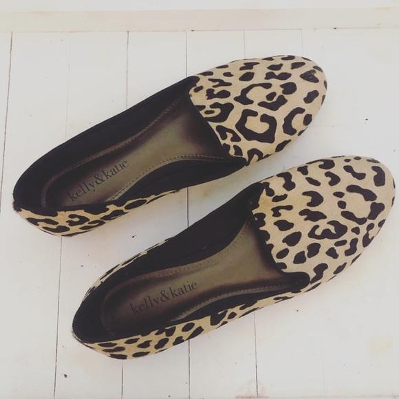 Dsw Kelly Katie Cheetah Loafers